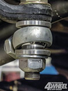 steering You Straight Heim Joints Vs Tie Rod Ends single Shear Mount Photo 49158600