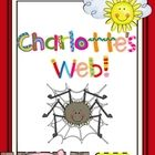 {Common Core Correlated!}  I LOVE Charlotte's Web!  I have been teaching this unit for the past five years, and every year I strive to make it even...