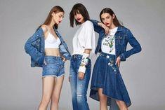fall-winter - Miss Sixty Miss Sixty, Fall Winter, Denim, Jackets, Style, Fashion, Down Jackets, Swag, Moda