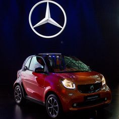 smart unveiled the all-new 2016 smart fortwo at this year's New York International Auto Show. It's hard to keep up with this car — and not just because of its new turbocharger!