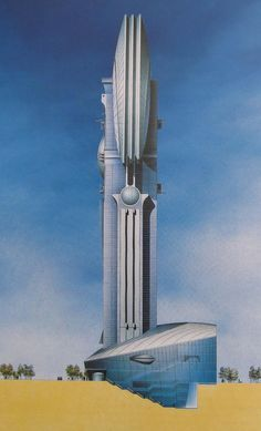 Shin Takamatsu, Moon Tower Project, 2010