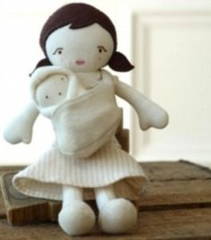 Babywearing doll - Natures purest review