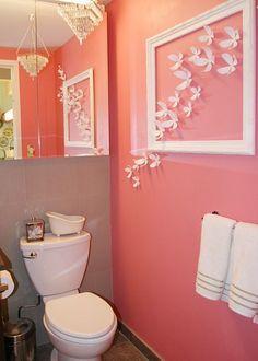 ไอเดียสุดน่าลองกับห้องน้ำสีสวยเปลี่ยนห้องน้ำให้น่านั่รูปที่12SistaCafe