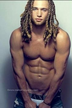 Alexander Masson is too pretty for words.
