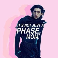 This sums up my opinions of Kylo Ren