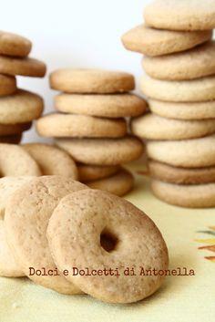 Ricetta biscotti alla panna, simil macine
