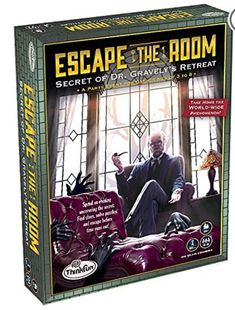 How to Throw an Escape Room Birthday Party at Home! - MomOf6