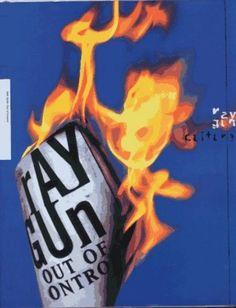 David Carson - Director of Ray Gun Magazine