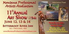 Announcements Exhibit | A Montana View