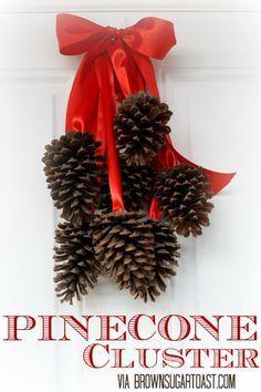 Craftaholics Anonymous® | 25 Pine Cone Crafts