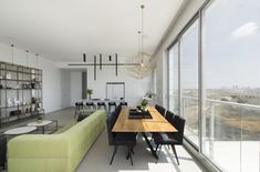 Gallery of Penthouse in Holon / OMY design - 15