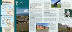 Fort Stevens State Park : trail guide & historic military site, by the Oregon State Parks and Recreation Department and Oregon Department of Transportation