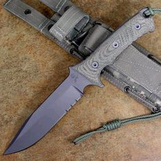 Chris Reeve fixed blade Pacific