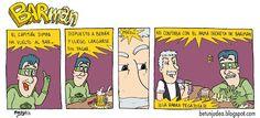 Betún de Judea - Webcómic o algo así: Barman #30