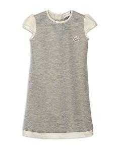 Moncler Girls' Sweatshirt Dress - Sizes 4-6