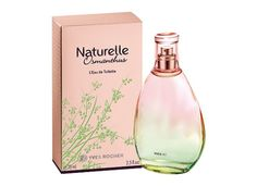New from Yves Rocher: Naturelle Osmanthus.