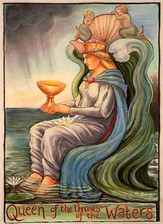 Queen of Cups <3