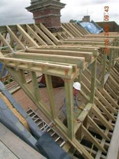 Roofing Tips: What Professionals Are Not Telling You - Helpful Roofing Tips, Hip Roof Dormer Plans Attic Renovation, Attic Remodel, Flat Roof Repair, Shed Dormer, Loft Dormer, Dormer House, Slanted Walls, Casas Containers, Loft Room