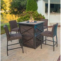 28 Best Bar Height Patio Set Images Bar Height Patio Set