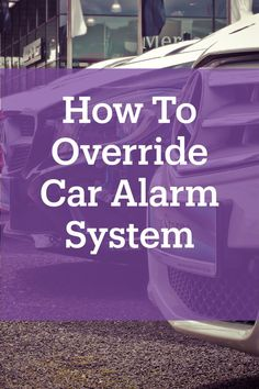 Overriding a car alarm system involves a series of steps. These include unlocking your car door, starting the engine, removing the fuse, and as a last resort, disconnecting the car battery. These steps will be elaborated on in the coming subheadings and paragraphs...