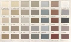 Afbeeldingsresultaat voor kleurenpalet