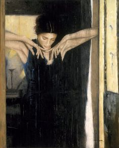 Artist Erica Hopper was born in Kansas City, Missouri, studied graphic and industrial design at San Diego State University, and continue. Art Themes, Sculpture, Fine Art Gallery, Figurative Art, Contemporary Artists, Lovers Art, Painting & Drawing, Photo Art, Art Photography