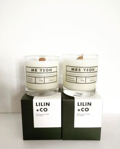 Personalised candles as gifts for newlywed couples ��  http://gelinshop.com/ipost/1524601756732941217/?code=BUoeThWAOOh