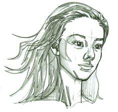 顔の描き方2の目次だよ。