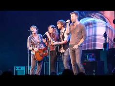 The Eagles Seven Bridges Road - redone by Lady Antebellum and Keith Urban