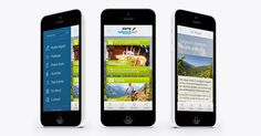 Sierre Salgesch Tourisme / application web mobile Mobiles, Web Mobile, Application Web, Lausanne, Mobile Marketing, Phone, Advertising Agency, Internet Usage, Tourism