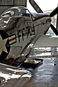 P-51D Mustang - I flew in this ship to the Athens, Georgia Airshow, August 1980