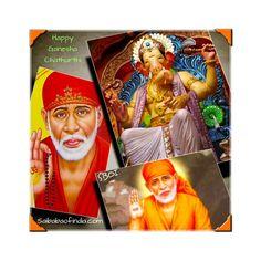 Sai Baba - Ganesha