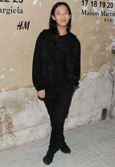 20 Celebs at Maison Martin Margiela for H Launch Party: Alexander Wang.