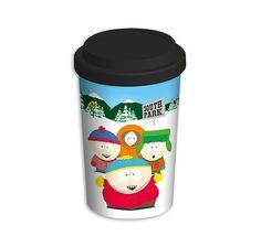South Park Travel Mug Coffee-To-Go-Becher. Hier bei www.closeup.de