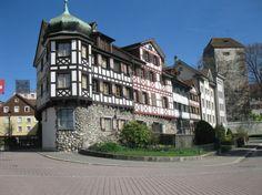 Arbon. Thurgau. Schweiz.