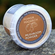 Powdered Shiitake Mushrooms