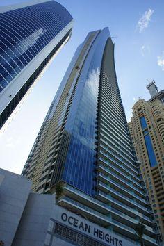 Ocean Heights | Aedas | Architecture | Residential | Dubai, UAE