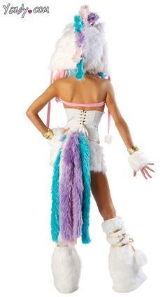 Deluxe Unicorn Costume, Josie Loves J Valentine Unicorn Costume, Josie  Stevens Unicorn Costume,