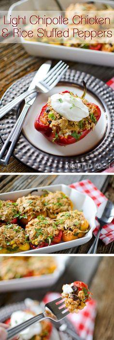 Stuffed Peppers, Stuffed Pepper Recipes and Stuffed Pepper Casserole ...