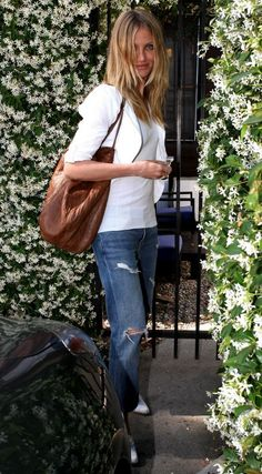 Casual Style-Cameron Diaz