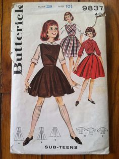 cac71c36e6 75 Best Vintage Sewing Patterns - Children images