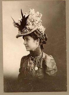 Vintage Hat, 1900's