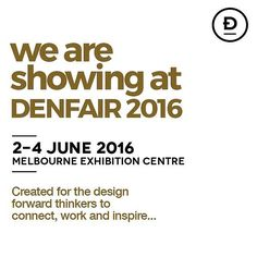 We are excite to be part of the #denfair in #Melbourne for the second year.  #interiordesign #designerfurniture #hhcommercial #interiors #design #architecture  #furniture #home #homedesign #luxury #interiordesigninspiration  #hhcommercial #decor #modern #style #decoration #furnituredesign #follow by hhcommercial
