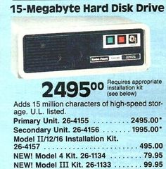 For comparison, the iphone 4 has 512 megabytes.