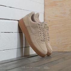 5b2eeed97b7 Nike Air Force 1 ´07 LV8 Suede Mushroom/ Mushroom at a great price £92  availability immediately only at Footshop.eu!