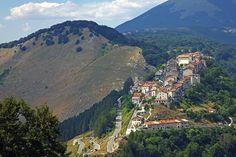 Borgo di Opi - L'Aquila