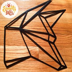If you can't have a real dog our geometric dog is the next best thing! Fox-like in appearance it is hypoallergenic and potty trained. Doesn't bark either. Perfect in any home decor. Get yours today!