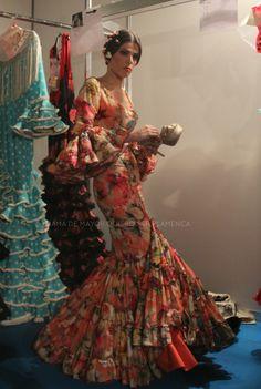 LA GLORIETA - Pilar Pilarvera | #ModaFlamenca por Elena Rivera.