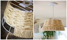 15 ways to turn ordinary rope into a designer item