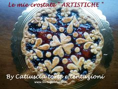 Pies - crostata fantasia By Catiuscia torte e tentazioni
